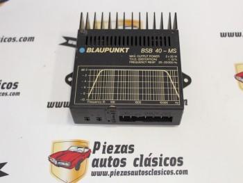 Amplificador Blaupunkt BSB 40-MS