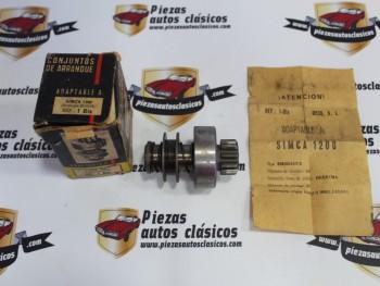 Piñon De Arranque Boch Simca 1200 Ref. 9001140041 / Deco 1 Bis