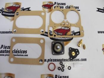 Kit Reparación Carburador Weber 36 DCNVH Talbot 150 , Simca 1200...