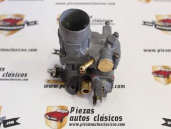 Carburador Solex C 28 PIB-5 Seat 600 , 850 y 133 Reconstruido (intercambio)