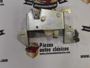 Cerradura vano capot motor Renault 6 y 12 Primeras Series