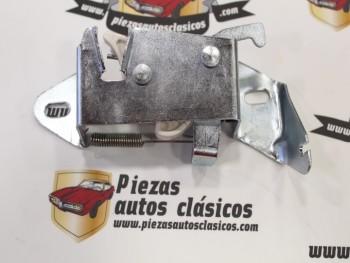 Cerradura vano capot motor Renault 6 y 12 Ultimas Series