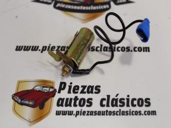 Condensador S.E.V Marchal Renault 4, 5, 8, 10... , Citroën Ami 8.., Simca 1000 y Peugeot ... Ref: 43060703 / S12 / 343012