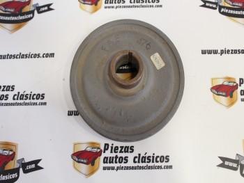 Polea Cigüeñal Seat Motores 1600 - 1800 Ref: FC03230951