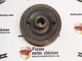 Polea Cigüeñal Simca 1200 y Talbot 150
