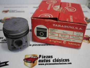 Equipo Motor Tarabusi 68,40mm Simca 1000 Motor 349 Ref: 6880.1