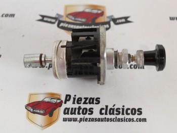Conmutador De Precalentamiento y Arranque ( Motor Mercedes ) DKW y Seat 1500  Ref: 0303070 (con leve defecto, ver fotos)