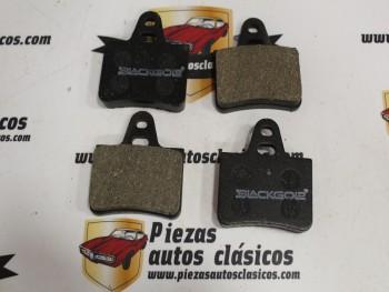 Juego Pastillas Freno Traseras Citroën GS