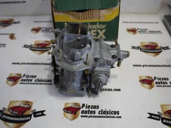 Carburador Solex 34 EIES 9 Seat 132 motor 1800 cc
