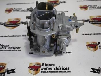 Carburador Solex 34 EIES 8 Seat 131 ( 1.600 ) Reconstruido