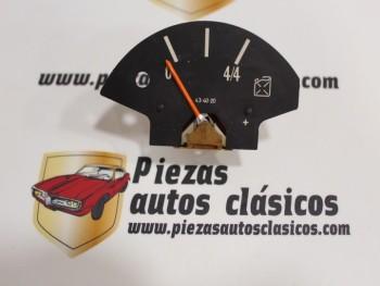 Indicador Combustible Simca 1200 GL Veglia 434020