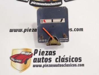 Indicador Combustible Simca 900, 1000 y GT Veglia 433017 (Con Defecto, Ver Fotos)