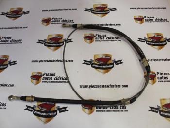 Cable Freno De Mano Seat 850, 850 Spider / Coupe y 133 1575mm Ref:901736