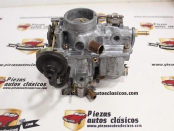Carburador Zenith 32 IF 7 V10410A Renault 5, 6 y 7 Con Membrana Para Starter Reconstruido ( Intercambio )