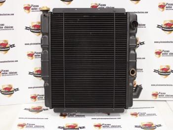 Radiador Cobre Renault Super 5 , 9 , 11 y Express 347x388mm
