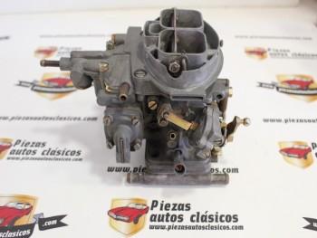 Carburador Weber 32 DIR 40 T Renault 5 TS y 12 TS Reconstruido ( Intercambio )