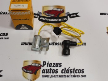 Condensador Bosch Ford Fiesta I, Escort III Ref: Kontact 3250