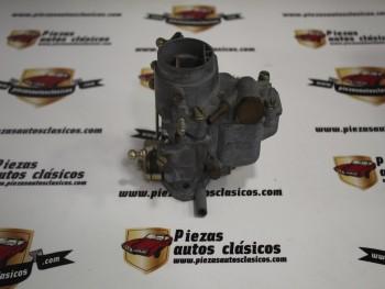 Carburador Weber 30 ICF18 Seat 133