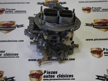 Carburador Weber 32 DFB 2, Seat 128 y 1200 Sport