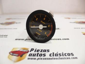 Reloj Cuenta Revoluciones Veglia Electrónico Diámetro 62mm (con tara,ver fotos)