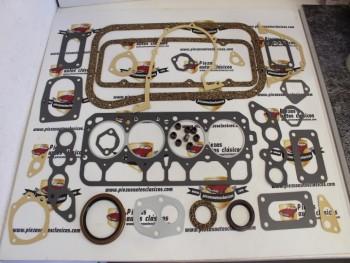 Juego Juntas De Motor Seat 124 ( Motor 1200cc ) 73mm