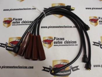 Juego Cables De Bujia Seat 124, 124 D, 1430 y 131 / 1430
