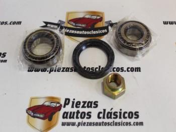 Kit Rodamientos Rueda Trasera Simca 1000, 1200 y Talbot Horizón , 150... Ref: K-36/02