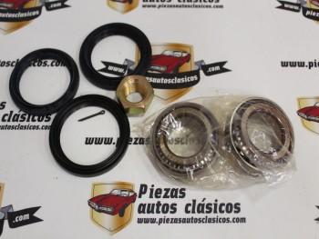 Kit Rodamientos Rueda Delantera Ford Fiesta 1.0,1.1 y 1.3 Hasta 8/80 Ref: BG-500