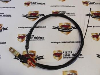Cable palanca freno de mano Renault 12 2035mm Ref:7702004785/902405