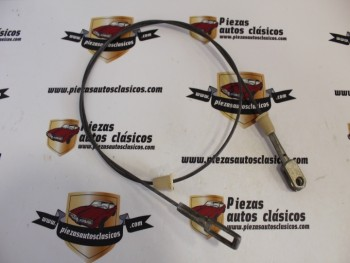 Cable palanca Freno mano Dodge Dart y 3700 GT