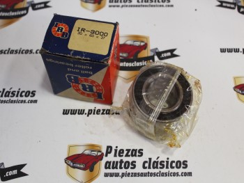 Rodamiento Rueda Delantera y Trasera Seat 127 ( 30x60x37 )