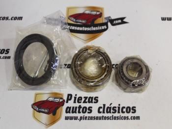 Kit Rodamientos Rueda Ford Escort III/IV, Orión II, Granada, Capri II, Consul... Ref: 1492160