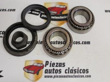 Kit Rodamientos Rueda Delantera Ford Fiesta I  Ref: 5007037