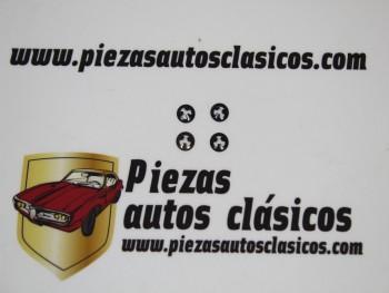 Kit 4 Clips Fijación Chevron Citroën 2CV