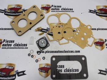 Kit reparación carburador WEBER 32 DIR Renault 5 TS, 8 TS, 12 TS y 5 Alpine