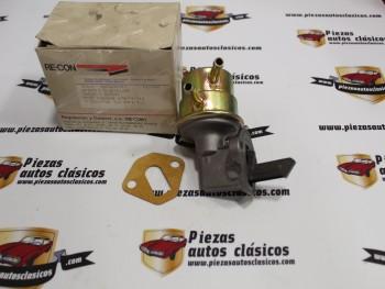 Bomba De Gasolina Renault Super 5 Desde 7/87, 19 Chamade Desde 9/88 y Clio Desde 7/90 Ref: BC-340