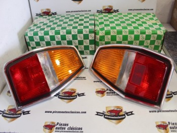Pareja Pilotos Traseros Chrysler 180 Yorka 0086410065 / 0086400066
