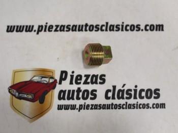 Tapón Llenado y Vaciado Aceite Caja Cambios Renault 4, 5, 6, 7, 8, 10, 12.... Rosca M16 Cónica