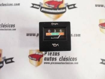 Reloj Manómetro Aceite Renault 14 y Citroën BX Veglia