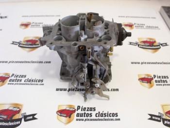 Carburador Solex 28/34 Z10 Renault 11 motor 1700 Reconstruido (intercambio)