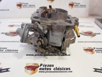 Carburador Weber 32 DRT/101 5D Renault 11 motor 1700