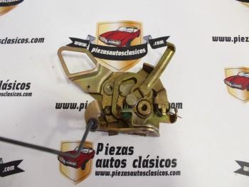 Cerradura Delantera Derecha Renault 9 y 11 Manual
