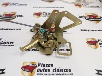 Cerradura Delantera Derecha Renault 9 y 11 Eléctrica Sin Bobina (5p) Ref: 650271463