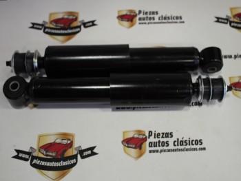 Par Amortiguadores Delanteros Renault 4 y 6 Casquillo 26mm, hasta 8/ 73