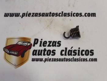 Muelle Cónico Zapata Renault 12 y 18 Ref: 7701008925