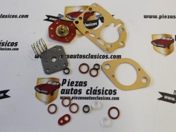 Kit Reparación Carburador Solex 32 PBIT Renault Dauphine y Floride