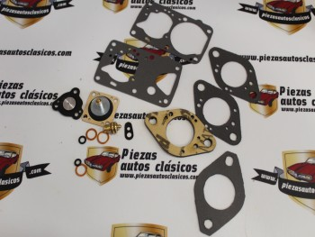 Kit Reparación Carburador Solex 32 BIS Renault Super 5 1.4