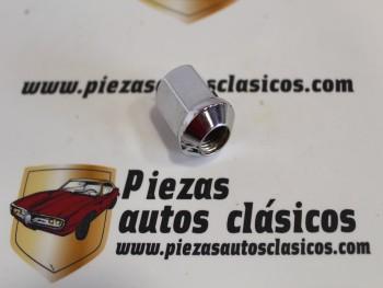 Tuerca Cromada Cono 45º Renault 8 , 10, Alpine A110, Floride y Caravelle