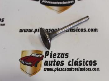 Válvula Admisión Renault 4,5,6,8,10,11,12,Super 5....(33,4x7x89,6) Ref:7701458180 / 2369