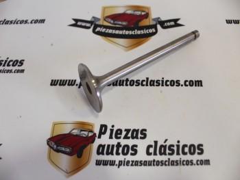 Válvula Admisión Motor Barreiros Diesel C14..., Chrysler 180 y Talbot 180 D Ref: 1167